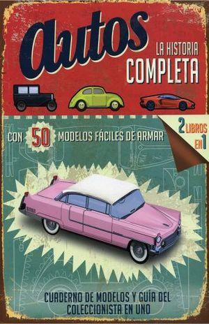 AUTOS. LA HISTORIA COMPLETA / PD.