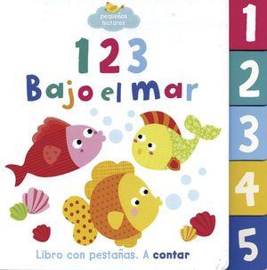 123 Bajo el mar / Early birds (Libro con pestañas) / pd.
