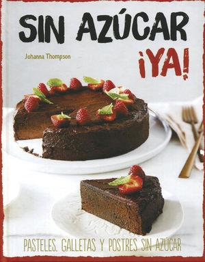 Sin azúcar ¡Ya! / pd.