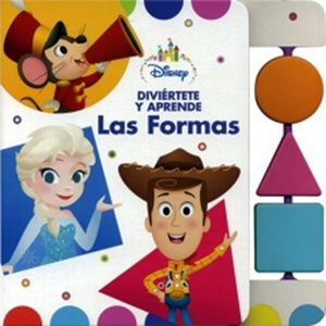 DIVIERTETE Y APRENDE LAS FORMAS / PD.