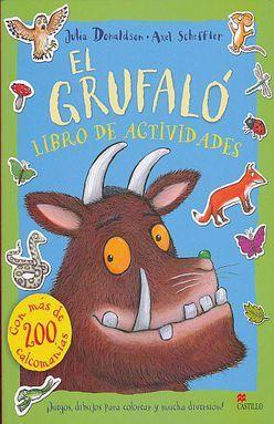 GRUFALO, EL. LIBRO DE ACTIVIDADES