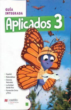 APLICADOS 3 GUIA INTEGRADA PRIMARIA