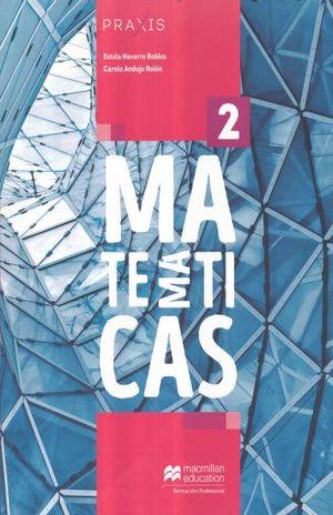 MATEMATICAS 2 BACHILLERATO (INCLUYE CUADERNO DE TRABAJO)