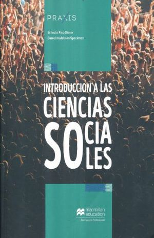 INTRODUCCION A LAS CIENCIAS SOCIALES. BACHILLERATO