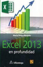 EXCEL 2013 EN PROFUNDIDAD