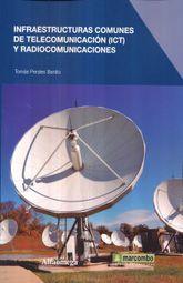 INFRAESTRUCTURAS COMUNES DE TELECOMUNICACIONES Y RADIOCOMUNICACIONES