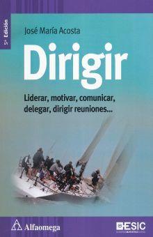 DIRIGIR / 5 ED.