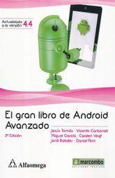 GRAN LIBRO DE ANDROID AVANZADO, EL / 2 ED.