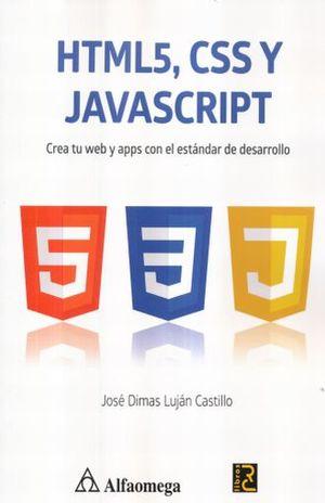 HTML5 CSS Y JAVASCRIPT