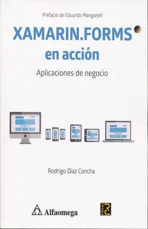 XAMARIN FORMS EN ACCION. APLICACIONES DE NEGOCIO