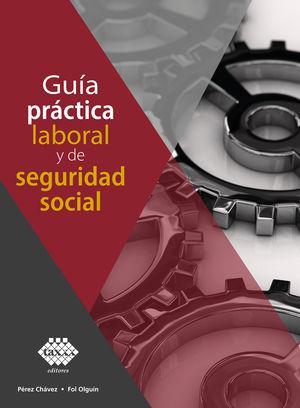 Guía práctica laboral y de seguridad social 2021 / 9 ed.