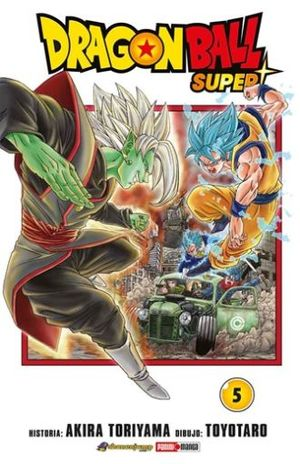 DRAGON BALL SUPER #5