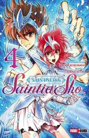 SAINT SEIYA SAINTIA SHO #4