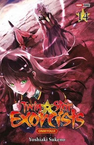 TWIN STAR EXORCIST #14