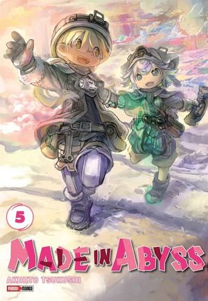 MADE IN ABYSS #5