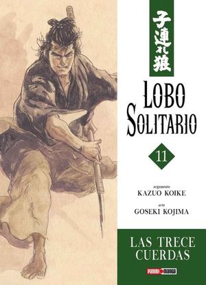 LONE WOLF AND CUB #11