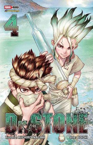 Dr. Stone #4