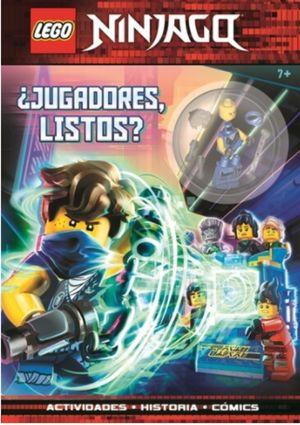 Lego Ninjago. Ready, players?