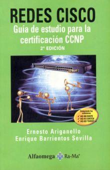 REDES CISCO. GUIA DE ESTUDIO PARA LA CERTIFICACION CCNP / 2 ED.