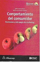 COMPORTAMIENTO DEL CONSUMIDOR. DECISIONES Y ESTRATEGIA DE MARKETING / 6 ED. (INCLUYE CD)