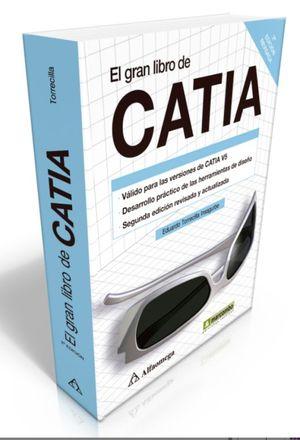 GRAN LIBRO DE CATIA, EL / 2 ED.