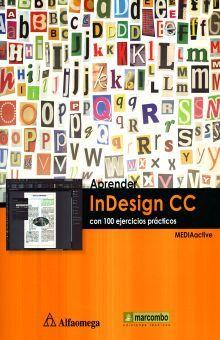 APRENDER INDESIGN CC. CON 100 EJERCICIOS PRACTICOS