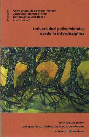 Universidad y diversidades desde la interdisciplina