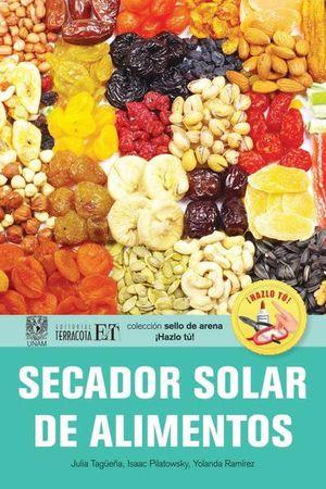 SECADOR SOLAR DE ALIMENTOS
