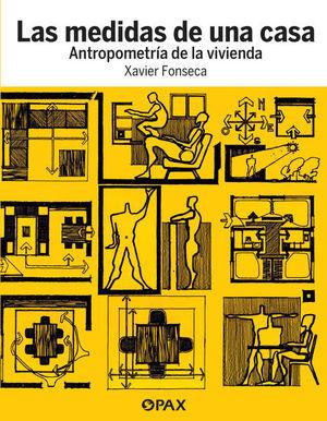 Las medidas de una casa. Antropometría de la vivienda