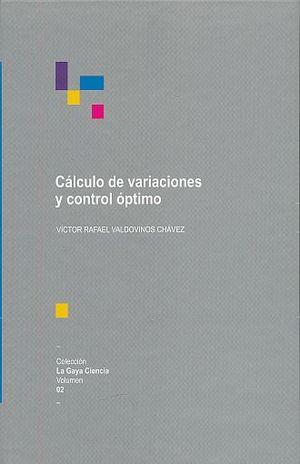 CALCULO DE VARIACIONES Y CONTROL OPTIMO / PD.