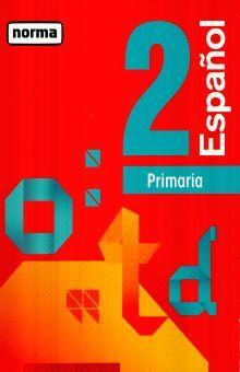 ESPAÑOL 2. PRIMARIA