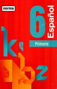 ESPAÑOL 6. PRIMARIA