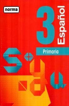 ESPAÑOL 3. PRIMARIA