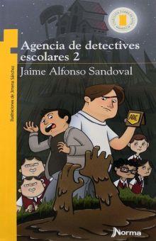 AGENCIA DE DETECTIVES ESCOLARES 2