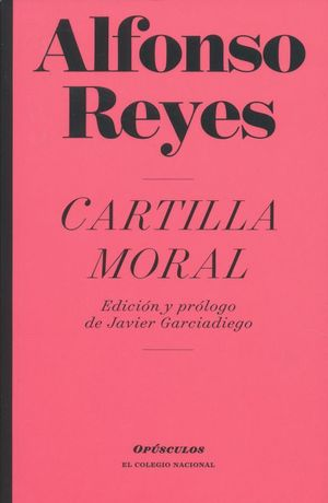 CARTILLA MORAL