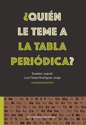 ¿Quién le teme a la tabla periódica?