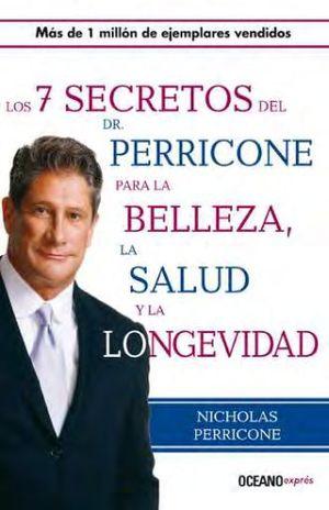 7 SECRETOS DEL DR PERRICONE PARA LA BELLEZA LA SALUD Y LONGEVIDAD