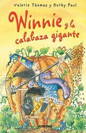 WINNIE Y LA CALABAZA GIGANTE / PD.