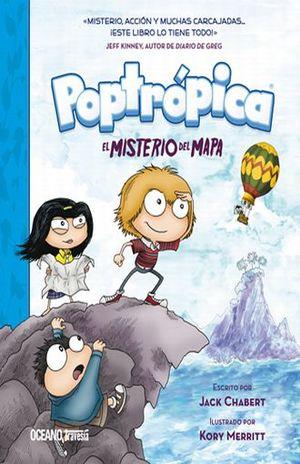 POPTROPICA 1. EL MISTERIO DE MAPA