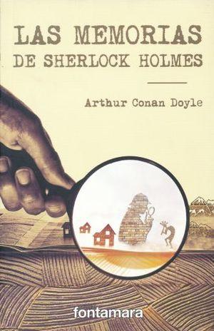 MEMORIAS DE SHERLOCK HOLMES, LAS / 3 ED.