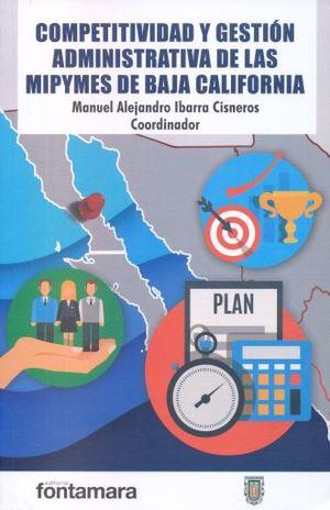 COMPETITIVIDAD Y GESTION ADMINISTRATIVA DE LAS MIPYMES DE
