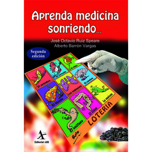 APRENDA MEDICINA SONRIENDO / 2 ED.