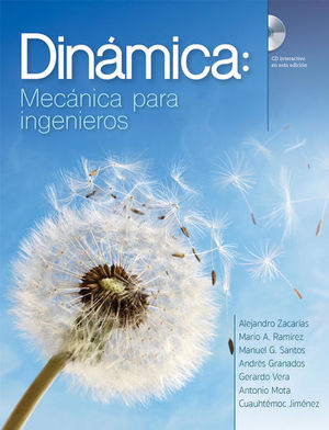 DINAMICA MECANICA PARA INGENIEROS (INCLUYE CD)