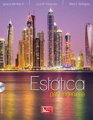 ESTATICA PARA INGENIERIA (INCLUYE CD)