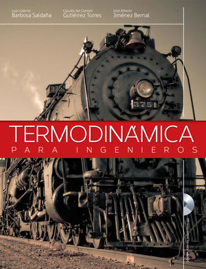 TERMODINAMICA PARA INGENIEROS (INCLUYE CD)