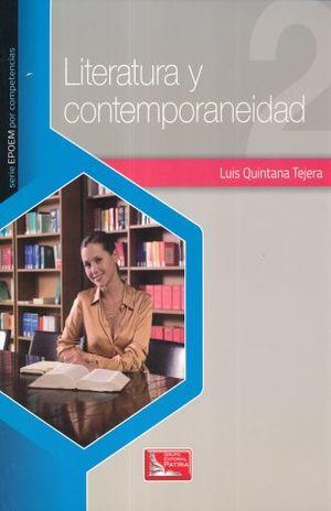 LITERATURA Y CONTEMPORANEIDAD 2. BACHILLERATO SERIE EPOEM POR COMPETENCIAS