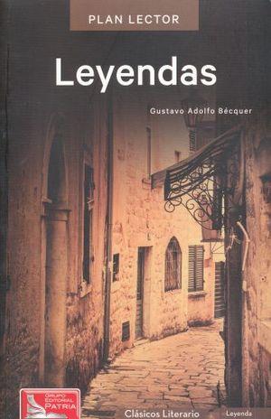 PAQ. LEYENDAS PLAN LECTOR (INCLUYE CUADERNO DE ACTIVIDADES)