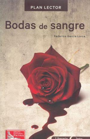 PAQ. BODAS DE SANGRE PLAN LECTOR (INCLUYE CUADERNO DE ACTIVIDADES)