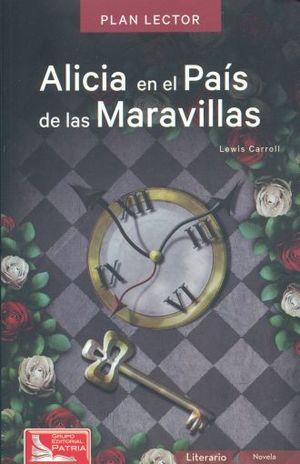 PAQ. ALICIA EN EL PAIS DE LAS MARAVILLAS PLAN LECTOR (INCLUYE CUADERNO DE ACTIVIDADES)