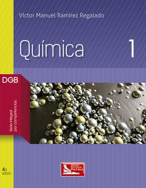 QUIMICA 1. BACHILLERATO / 4 ED.